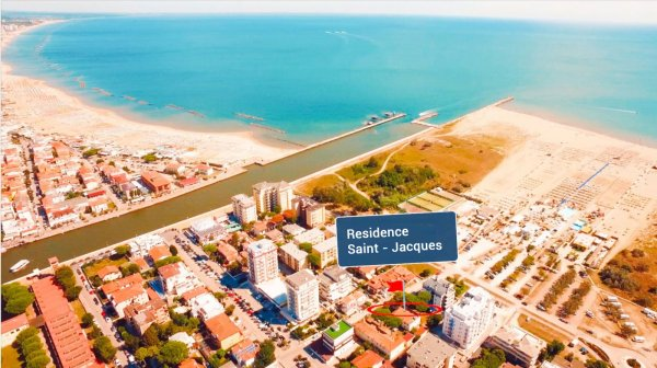 Novità 2019 - Luxury Residences SAINT-JACQUES: Quadrilocali di tipologia Superior